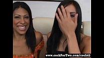 Sexy Latina Cassandra Cruz Vs Mexican Babe Lorena Sanchez