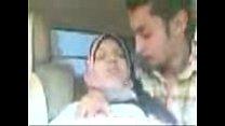 Nice Arabic Fuc k In The Car