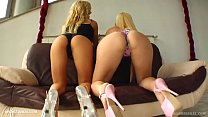 Creampie scene with Brittney and Angel Spice by...