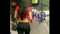 Culazo Puta de la Merced en Leggings pornhub video
