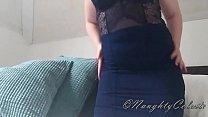Hot blonde with big tits strips and masturbates - 69VClub.Com