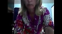 Casada exibicionista na webcam! Image