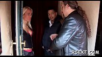 10830 Horny guy visits the prostitutes and gets fat dick sucked preview
