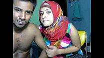 Sexy Desi couple webcam fucks porn image