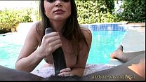 Tori Black gives some poolside head!'s Thumb