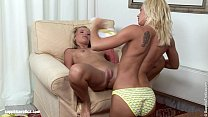 Sensual  lesbian sex by Rene and Dorina from Sapphic Erotica - Absolute Oral