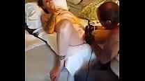 Tattoo  on pussy [문신 Tattoo]