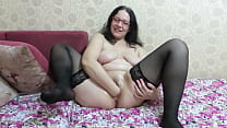 Wide Bottle And Deep Vaginal Fisting Busty Milf