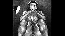 Face sitting Asian nurses femdom artwork xxx GrappleTube Vorschaubild