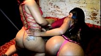 vixen vanity and hazel twerking