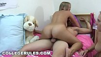 COLLEGERULES - These Young Students Have Crazy Sexual Tendencies (cr9000)