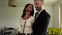 Sub bimbo throat fucked before severe doggystyle - download porn videos