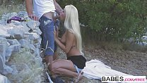 Babes - Elegant Anal - Deep in the Valley starr... Thumbnail