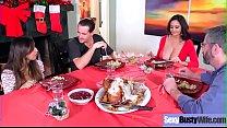 Hot Big Tits Wife (Ava Addams) Love Hardcore se...