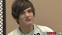 Pierced Cute Twink Connor Terrence Beating Off