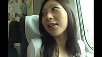 背徳のドM人妻34歳!旦那に内緒で羞恥不倫旅行!①とびっこプレイ!