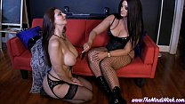 16597 Milf Mindi Mink Is A Slave For Scarlet Stone BIG BOOBS preview