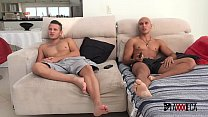 Axxxteca The huge delicous ass of hot MILF Mirella Mansur gets double anal penetrated!!