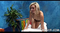 Girl with nice gazoo gives massage - download porn videos