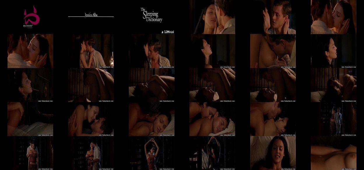 Jessica alba nude scene