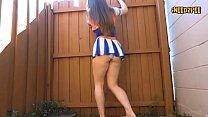 female pee desperation wetting her panties 2017 4