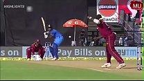 4th ODI IND vs WIN