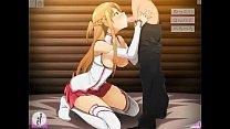 Sword Art Online Hentai  Asuna Vorschaubild