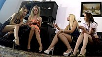 Bottom Cam Go Pro for Party Girls from our Home...