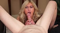 MILF Gives Smoking Blow Job Before Getting Fucked Ending w Facial-Smokes w/Cum on Face pornhub video