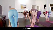 BFFS - Yoga Best Freinds Fuck During Class's Thumb