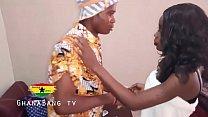 MADAM GOT FUCKED BY HOUSE BOY - GHANA BANG TV