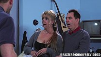 Brazzers - Chloe Addison gives everyone a free show