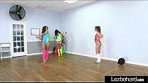 (Dillion Carter & Alaina Kristar & Gia Paige & Gabriella Ford & Jojo Kiss) Lez Teen