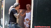 15844 Dutch hooker plowed doggystyle by tourist preview