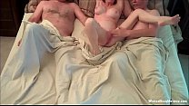 Exhausting Threesome For Amateur Grannie Vorschaubild