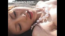 Hot Asian Chick Is Fucked At The Beach image