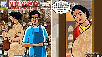 Velamma Episode 67 - Milf Masala – Velamma Spices up her Sex Life! video