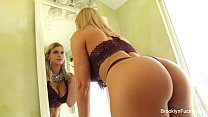 Brooklyn Chase teases video