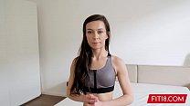 FIT18 - Ariel Grace - 50kg - Casting Skinny Half Korean Beauty - 60FPS Vorschaubild