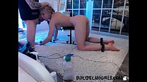 Slave girl fucked live on cam —   www.girls4cock.com/siswet19 pornhub video
