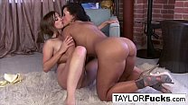 Hot First Time With Lisa Ann's Thumb