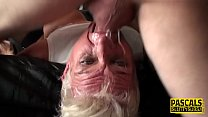 Throated wam mature sub