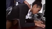 Ebony teen highschool girl fucks young looking teacher afterschool preview image