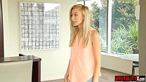Ignorant teen stepsister needs to learn her lesson thumbnail