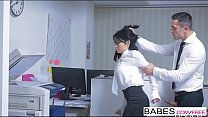 Office Obsession - The Secretary  starring  Rina Ellis clip video