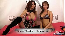 Shebang.TV - Dionne Mendez & Jemma Jey