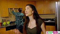 Both stepsisters fucked at a party by their stepbro thumbnail