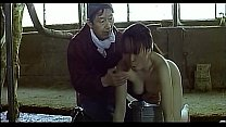 Asian woman pretending to be a cow milked him as a man boobs thumbnail