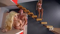 Chloe Lacourt And Candee Licious Enjoy Explosiv