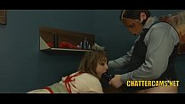 Sweet Skinny First Timer Painfully Anal Destruction: cherry hilson thumbnail